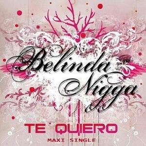 Te Quiero (Flex song) - Image: Te Quiero Maxi Single (Cover)