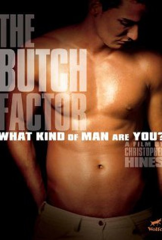 The Butch Factor - Theatrical release poster