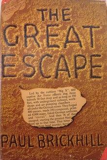 The Great Escape Book Wikipedia