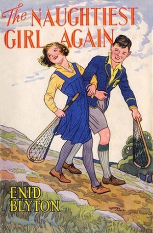 The Naughtiest Girl Again - First edition