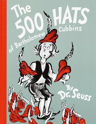 The 500 Hats of Bartholomew Cubbins - Image: The 500 hats of bartholomew cubbins