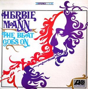 The Beat Goes On (Herbie Mann album) - Image: The Beat Goes On (Herbie Mann album)