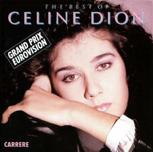 The Best of Celine Dion - Image: The Best of Celine Dion