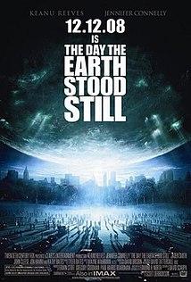 <i>The Day the Earth Stood Still</i> (2008 film) 2008 film by Scott Derrickson