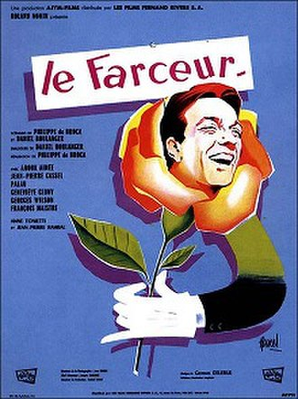 The Joker (1960 film) - Original title French poster