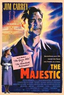 the majestic film wikipedia