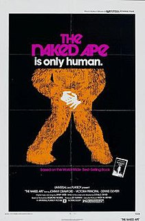 <i>The Naked Ape</i> (film) 1973 film by Donald Driver