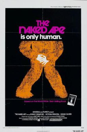 The Naked Ape (film) - Theatrical release poster