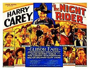 The Night Rider (film) - Image: The Night Rider Film Poster