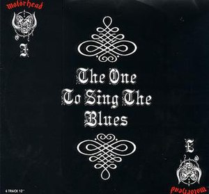 The One to Sing the Blues - Image: The One To Sing The Blues
