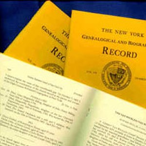 The New York Genealogical and Biographical Record - Image: The Record