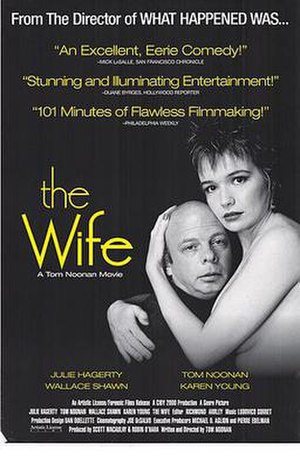 The Wife (1995 film) - Movie Poster