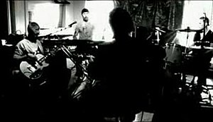 The Hands That Built America - The second version of the video shows black-and-white footage of the band playing an acoustic version of the song.