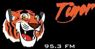 KIJV - Image: Tiger 95logo