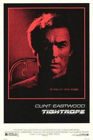Tightrope (film) - Theatrical release poster