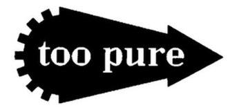 Too Pure - Image: Too Pure Recordslogo