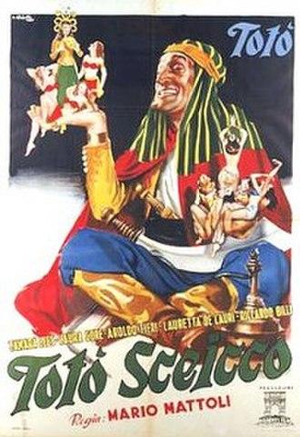 Toto the Sheik - Film poster