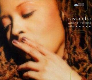<i>Traveling Miles</i> 1999 studio album (Tribute album) by Cassandra Wilson
