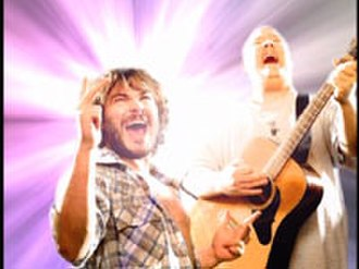 "Tribute (song) - Jack Black and Kyle Gass in ""Tribute"" video."