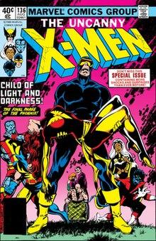 The Dark Phoenix Saga Wikipedia