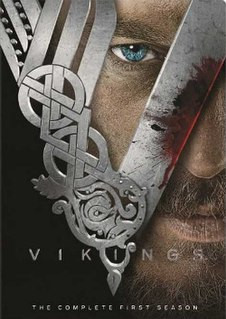 <i>Vikings</i> (season 1) season of television series
