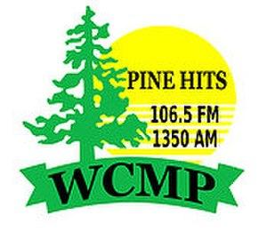 WCMP (AM) - Image: WCMP AM Logo