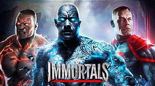 <i>WWE Immortals</i> 2015 video game