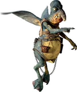 Watto fictional character in the Star Wars universe
