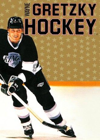 Wayne Gretzky Hockey - Image: Wayne Gretzky Hockey NES cover
