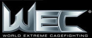 World Extreme Cagefighting - Image: Wec logo