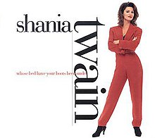 Shania Twain — Whose Bed Have Your Boots Been Under? (studio acapella)