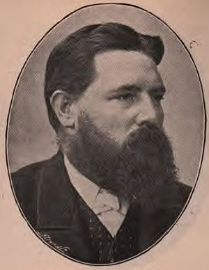 William Abraham (trade unionist) - William Abraham c1895