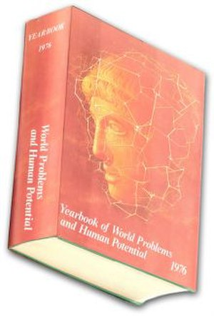 Encyclopedia of World Problems and Human Potential - Cover of the first 1976 edition