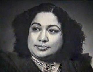 Zohrabai Ambalewali Indian singer