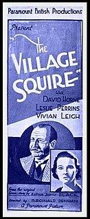 <i>The Village Squire</i> 1935 film by Reginald Denham