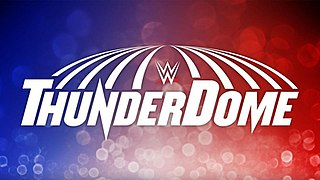 WWE ThunderDome Bio-secure bubble used by WWE for professional wrestling events during the COVID-19 pandemic from August 2020 to July 2021