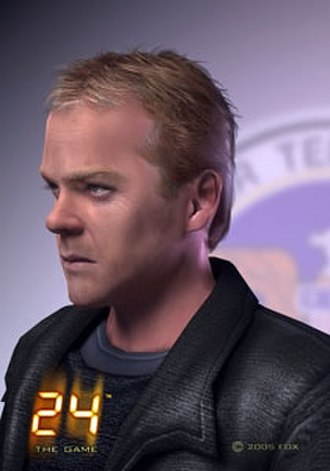 Jack Bauer - Bauer in 24: The Game, which takes place six months after Day 2.