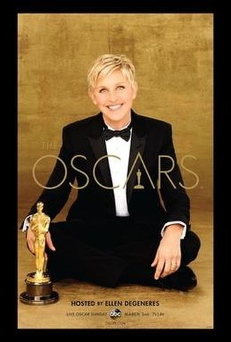 86th Academy Awards - Official poster
