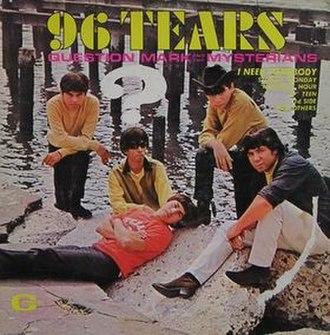 96 Tears (album) - Image: 96tearsalbum