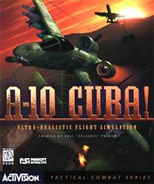 A-10 Cuba! - Image: A 10 Cuba! Coverart