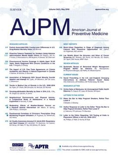 <i>American Journal of Preventive Medicine</i> journal