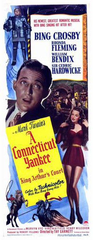 A Connecticut Yankee in King Arthur's Court (1949 film) - Image: A Connecticut Yankee in King Arthur's Court (1949 film)