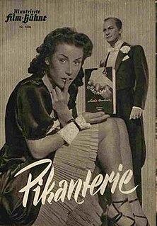 <i>A Rare Lover</i> 1950 film