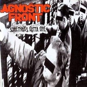 Something's Gotta Give (album) - Image: Afront something