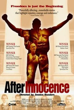 After Innocence - Image: After Innocence Film Poster