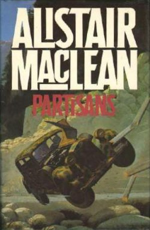 Partisans (novel) - First edition cover (UK)