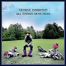 Image result for george harrison All Things Must Pass
