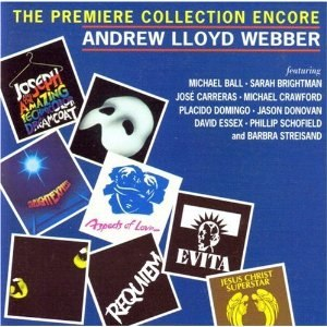 Andrew Lloyd Webber: The Premiere Collection Encore - Image: Andrew Lloyd Webber The Premiere Collection Encore