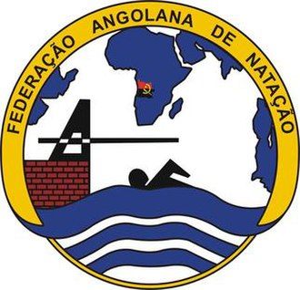 Angolan Swimming Federation - Image: Angolan Swimming Federation logo