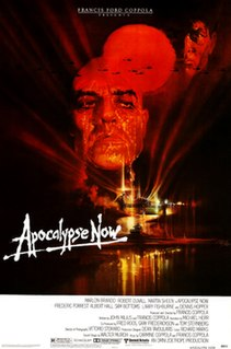 <i>Apocalypse Now</i> 1979 American war film directed by Francis Ford Coppola